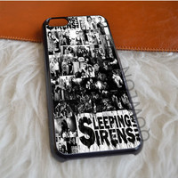 Sleeping with Sirens Band Collage iPhone 5C Case