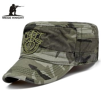 Military Soldier Combat Hat Cap hats Unisex Fashionable Army Camouflage cap
