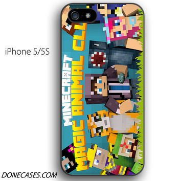 mr stampy magic animal club iPhone 5 / 5S Case