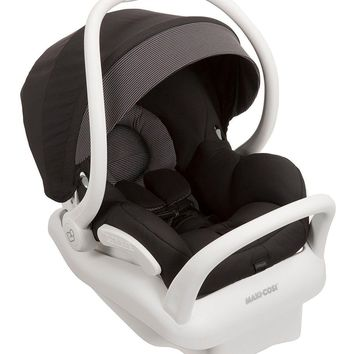 Maxi-Cosi Mico Max 30 White Air Protect Infant Baby Car Seat Devoted Black NEW
