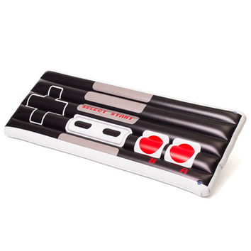 BIG MOUTH RETRO GAMER CONTROLLER POOL FLOAT