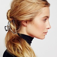 Free People Simple Metal Claw