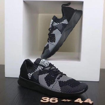 Adidas ZX Flux ADV Virtue. Black Unisex Running Shoes Sneakers