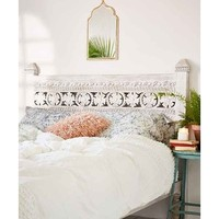 Pranati Carved Headboard urban outfitters - Google Search