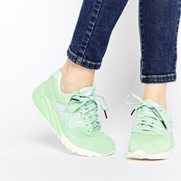 New Balance 580 Mint Green Trainers