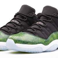 AIR JORDAN 11 RETRO LOW 'NIGHTSHADE'