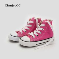 ChanJoyCC Kid Shoes New Fashion Baby Boys And Girls High Quality Leisure Breathable Shoes Children All-matching Casual Shoes
