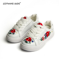 CCTWINS KIDS baby girls real leather sneakers for children boys running sneakers kids fashion sport shoes  toddler flat F647