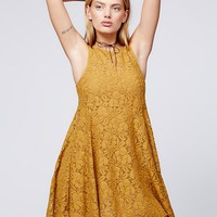 Free People Forever and Ever Lace Dress