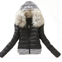 Trench Fur Coats Down Jackets Winter Hoodies Sweater Outerwear for Women
