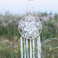 Dream Catcher, Boho Dreamcatcher, Boho Home Decor, Wedding Decor, Nursery Decor, Wall Hanging, Hippie Decor, Wall Bedroom Decor, Bohemian