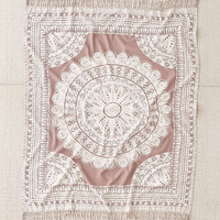 Plum & Bow Odessa Medallion Throw Blanket | Urban Outfitters