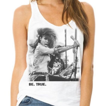 Ladies Afro Punk, Hipster, Rock N' Roll, Underground Punk T-Shirt, Made in the USA, American Apparel, Freepeople Clothing, Best T-Shirts
