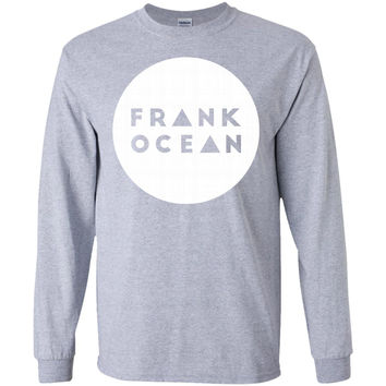 F Ocean T Shirt - funny frank boys ocean don t cry t shirt-01  G240 Gildan LS Ultra Cotton T-Shirt