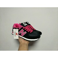"""""""New Balance"""" Women Sport Casual N Words Breathable Sneakers Running Shoes"""