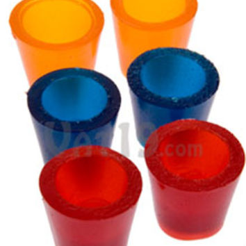 Gummy Shot Glasses: The Ultimate Chaser