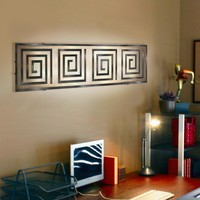 Geo II Wall Sconce Light (8814) - Illuminada