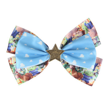 Disney Toy Story You've Got A Friend In Me Hair Bow