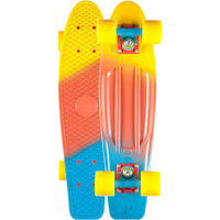 Penny Painted Fades Canary Original Skateboard Multi One Size For Men 26129795701