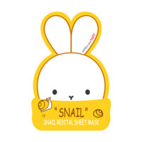 A'PIEU Snail Revital Sheet Mask