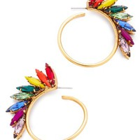 Jordi Hoop Earrings