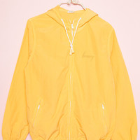 Krissy Honey Windbreaker Jacket - Outerwear - Clothing