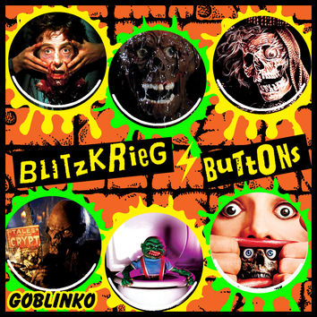 BLITZKRIEG BUTTONS - BUTTONS OF THE DAY - S123