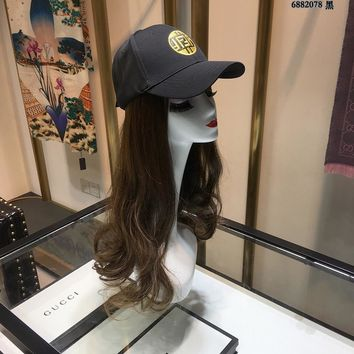 Fendi Newest Popular Women Men Sports Uv Protection Sun Hat Visor Hat Cap
