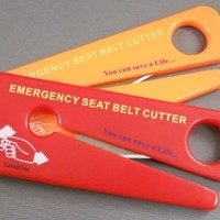 Level One Seat Belt Cutter X 2