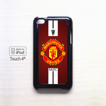 Manchester United Line for apple case iPod 4/iPod 5