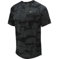 NIKE Men's Miler Graphic Short-Sleeve Running T-Shirt