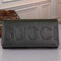shosouvenir  Gucci Women Fashion Leather Shopping Wallet Purse