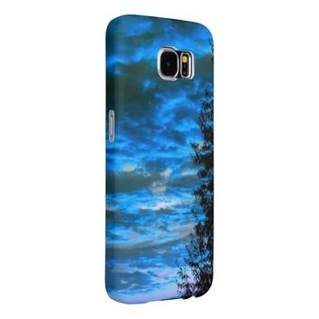 Blue Skies Samsung Galaxy S6 Case Samsung Galaxy S6 Cases
