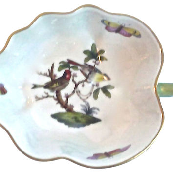 Herend Porcelain Rothschild Dish