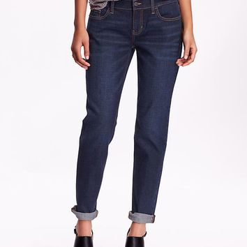 Old Navy Womens Boyfriend Skinny Ankle Jeans