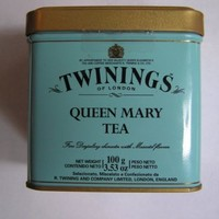 Twinings Queen Mary Loose Tin - Pack of 2