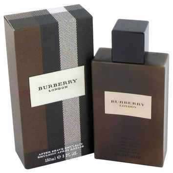 Burberry London Cologne Aftershave Balm Emulsion by Burberry 5.0 oz