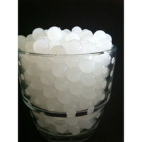Water Beads Pearls Jelly Balls Vase Fillers, Large, White