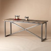 TUGBOAT CONSOLE - Consoles & Sideboards - Dining Room - For the Home | Robert Redford's Sundance Catalog