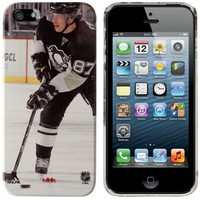 Sidney Crosby Pittsburgh Penguins Action Shot iPhone 5 Case