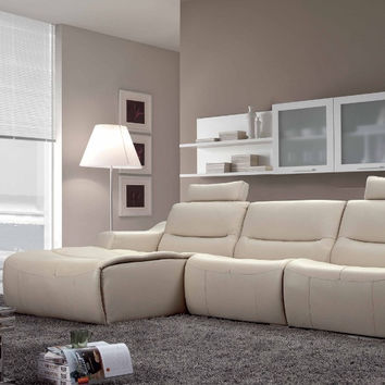 cow genuine/real leather sofa set living room sofa sectional/corner sofa set home furniture couch setional L shape functional