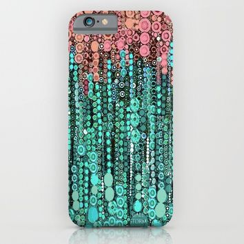 :: Driving Cadillacs In Our Dreams :: iPhone & iPod Case by :: GaleStorm Artworks ::