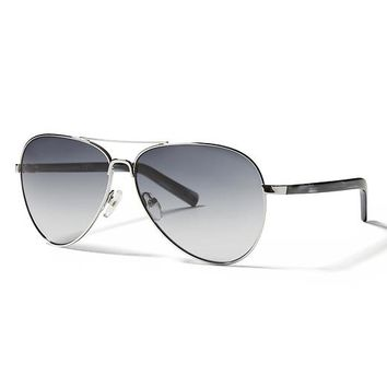 f88086d96f7 Banana Republic Leighton Sunglasses Size One Size - Gray