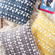 Magical Thinking Anaise Geo Pillow - Urban Outfitters