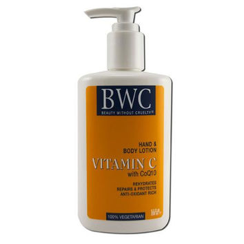 Beauty Without Cruelty Hand And Body Lotion Vitamin C Organic - 8.5 Fl Oz  15% Off Auto renew
