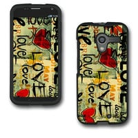 FREE Shipping Design Collection Hard Phone Cover Case Protector For Motorola Moto X 2536