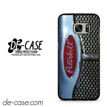 Truck Peterbilt DEAL-11410 Samsung Phonecase Cover For Samsung Galaxy S7 / S7 Edge