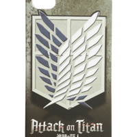 Attack On Titan Scout Regiment iPhone 4 Case