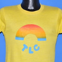 70s Tender Loving Care Rainbow t-shirt Small