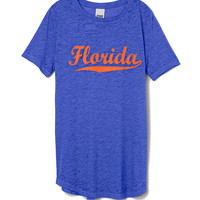 University of Florida Perfect Legging Tee